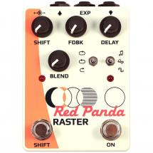 Red Panda Raster Delay & Pitch shifter