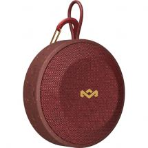 House of Marley No Bounds Bluetooth speaker, red