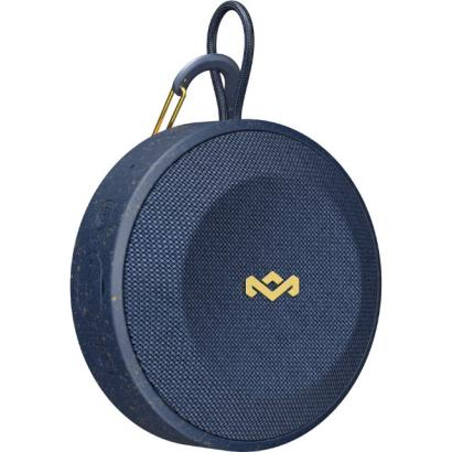 House of Marley No Bounds Bluetooth speaker, blue