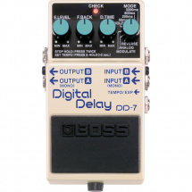 (B-Ware) Boss DD-7 Digital Delay