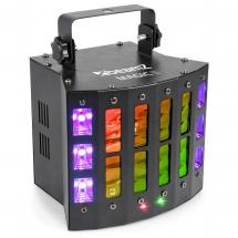 BeamZ Magic2 Derby with laser and stroboscope