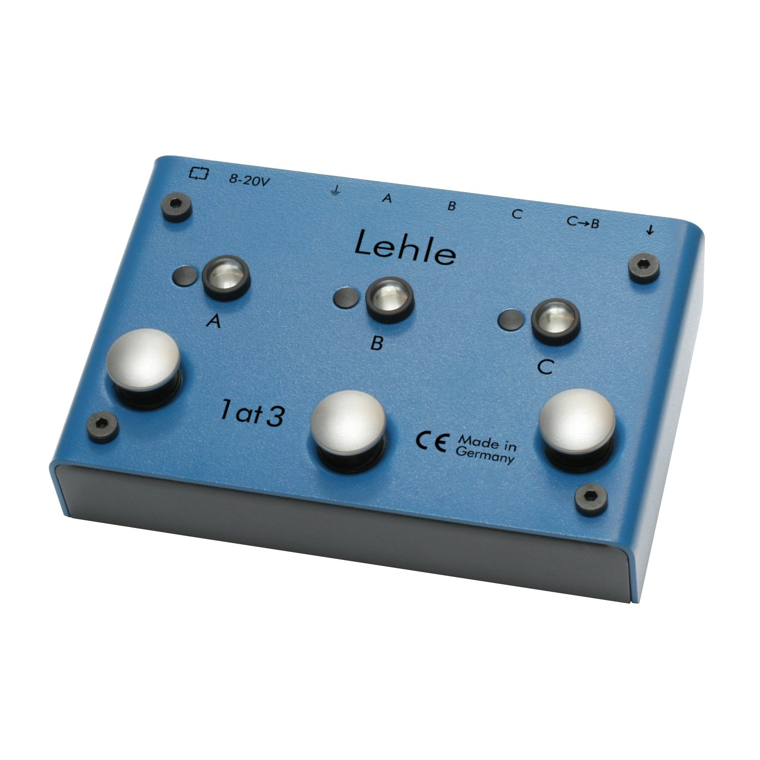 Lehle 1at3 SGoS Switch Pedal