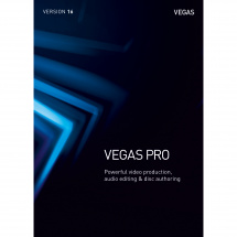 Vegas Pro 16 ESD video editing software (download)
