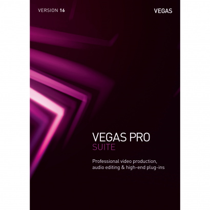 Vegas Pro 16 Suite ESD video editing software (download)