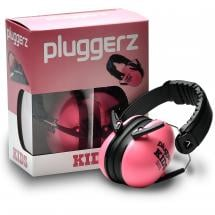 Pluggerz Oorkappen Kids ear protection, pink