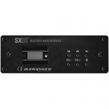 Audiophony SX-BT Bluetooth module for SX12A and SX15A