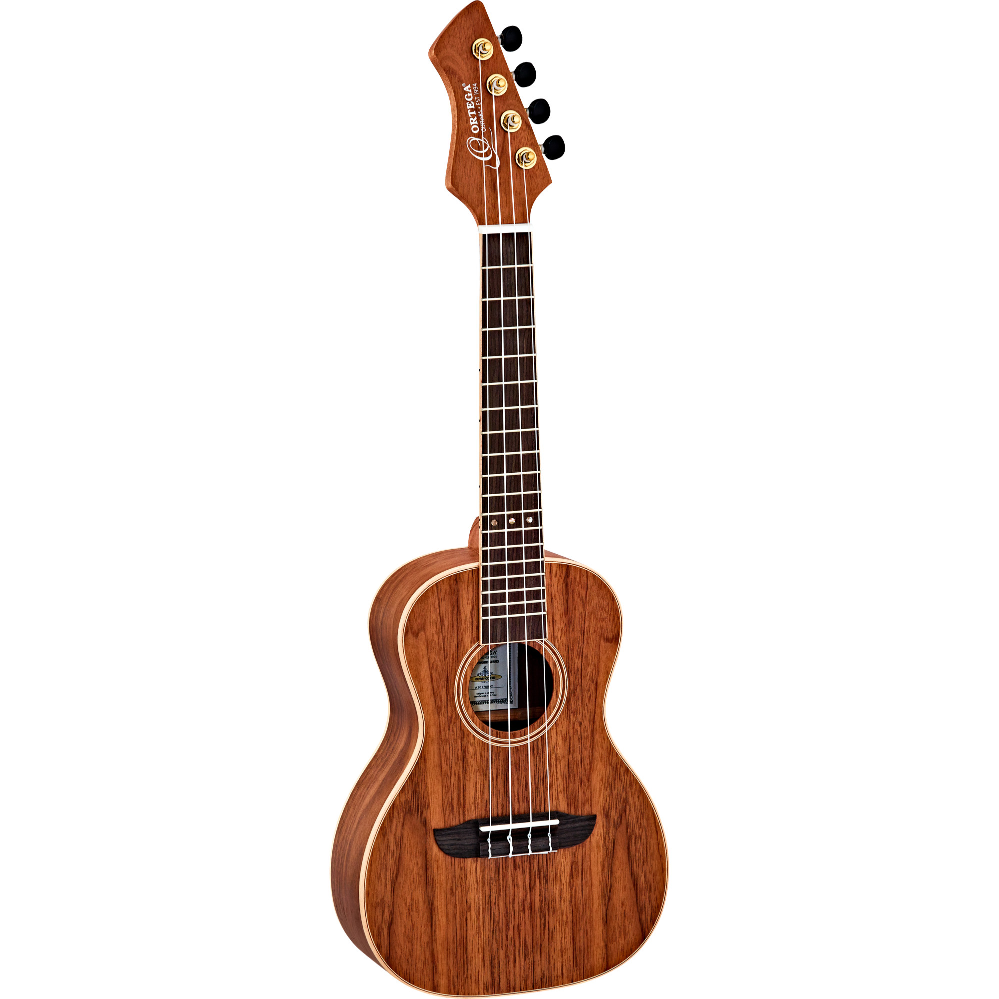 Ortega Horizon Series RUWN concert ukulele with gig bag
