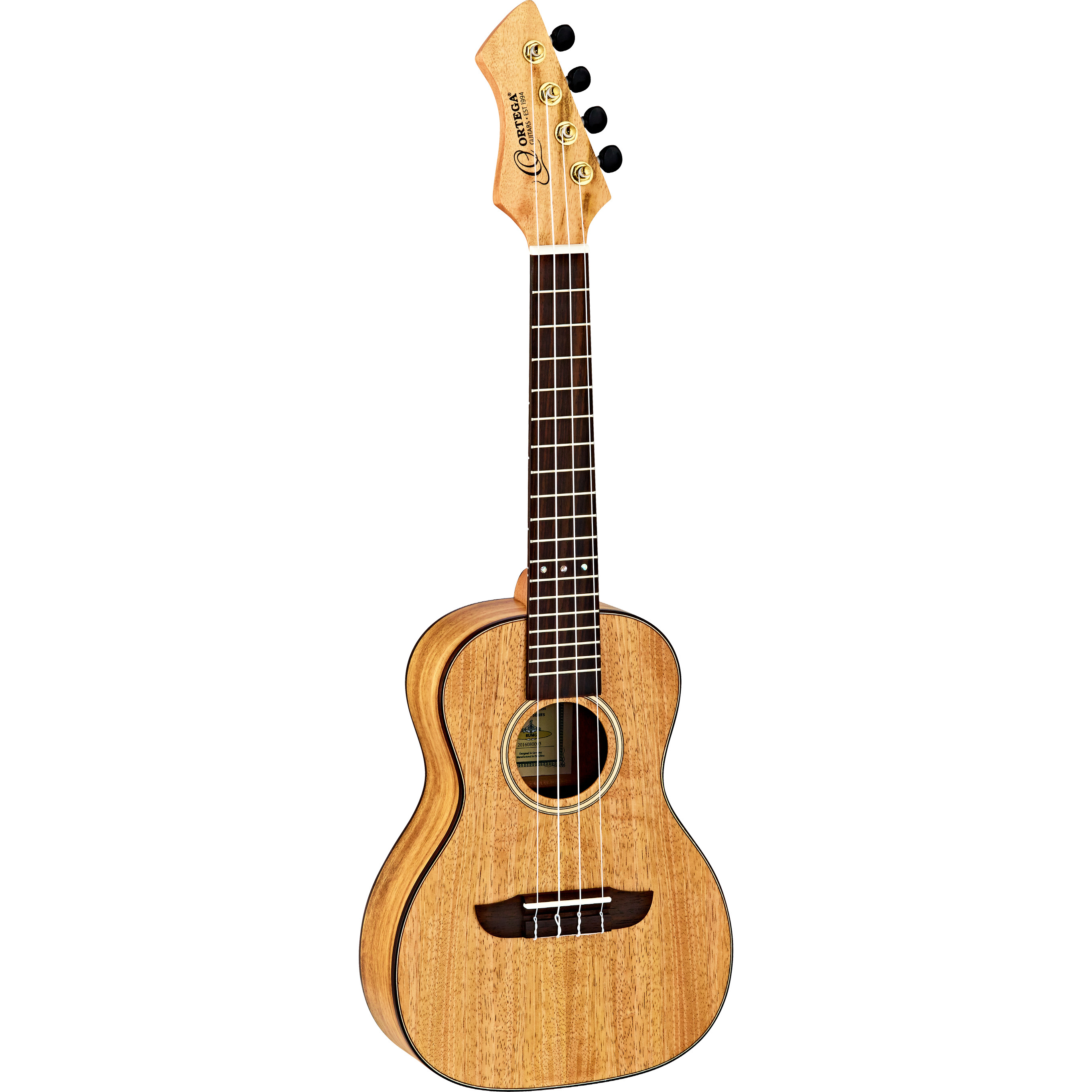 Ortega Horizon Series RUMG concert ukulele with gig bag
