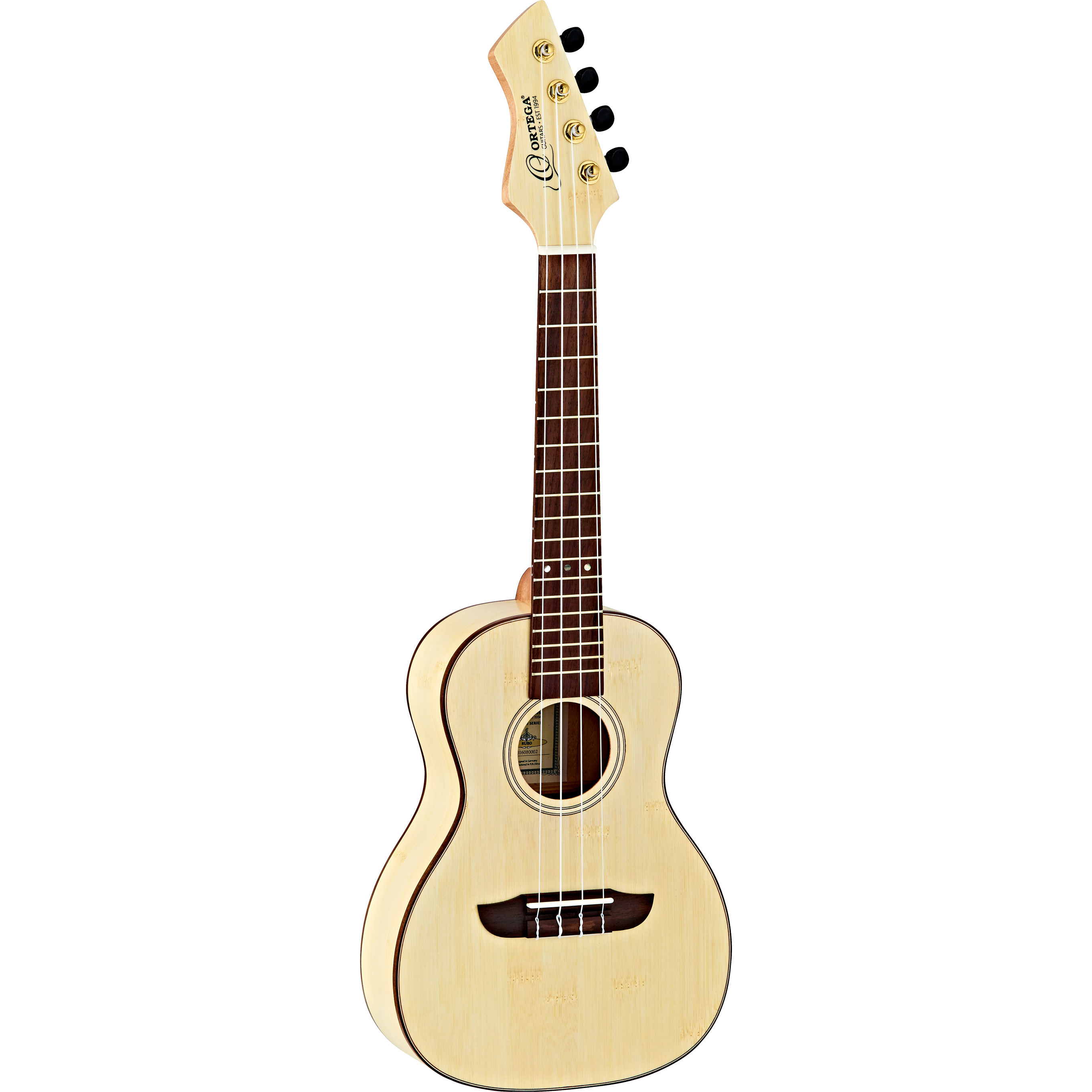 Ortega Horizon Series RUBO concert ukulele with gig bag
