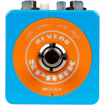Mooer Spark Reverb effects pedal