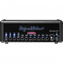 Hughes & Kettner Black Spirit 200 Head guitar amplifier head