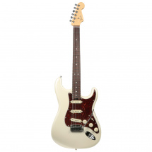 (B-Ware) Fender American Elite Stratocaster Olympic Pearl RW