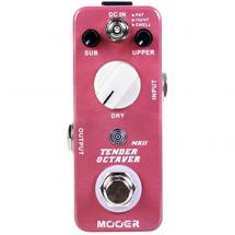 Mooer Tender Octaver MKII pitch-shift effects pedal