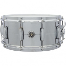 (B-Ware) Gretsch Drums GB4161S USA Brooklyn Chrome Snaredrum