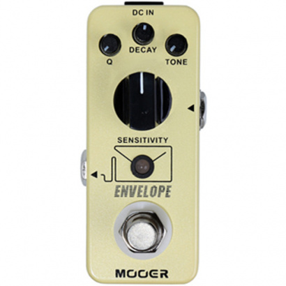 Mooer Envelope analogue filter/wah effects pedal