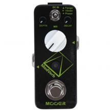 Mooer ModVerb modulation and reverb effects pedal