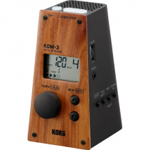 Korg KDM-3 WDBK metronome wood finish, limited edition