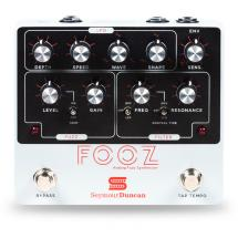 Seymour Duncan Fooz analogue fuzz synthesizer effects pedal