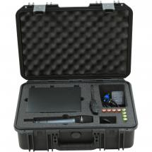 SKB SKB Injection Molded Case for Sennheiser EW Mic System