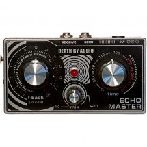Death By Audio Echo Master Lo-Fi delay / vocal effect