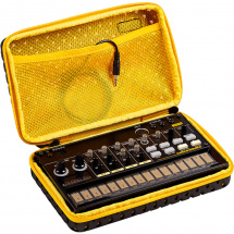 Sequenz CC-VOLCA-YL case for Korg Volca, yellow