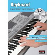 Cascha HH 1402 EN Keyboard - Learn to play - quick and easy (ENG)