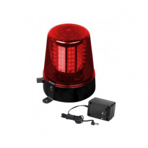 (B-Ware) JB systems LED Police Light rot