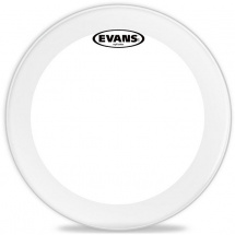Evans BD22GB4 22 Zoll EQ4 Bass Drum Fell transparent
