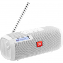 JBL Tuner DAB radio with Bluetooth, white