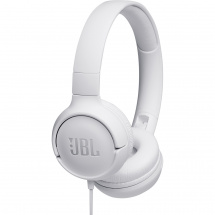 JBL TUNE500 headphones, white