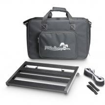Palmer Pedalbay 40 lightweight, variable pedalboard with soft case