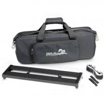 Palmer Pedalbay 50 S lightweight, compact pedalboard with soft case