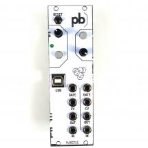 Patchblocks Eurorack Module programmable, white