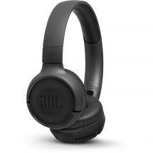 JBL TUNE500BT wireless headphones, black