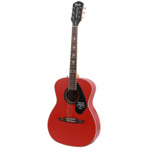(B-Ware) Fender Tim Armstrong Hellcat FSR Ruby Red Westerngitarre
