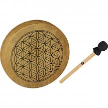 Meinl HOD15-FOL Sonic Energy Flower of Life frame drum, 15-inch