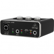 (B-Ware) Behringer U-Phoria UM2 USB-Audio-Interface