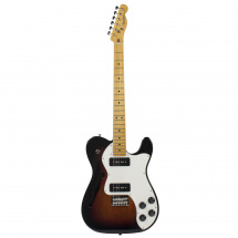 Fender Modern Player Telecaster Thinline Deluxe 3-Color Sunburst