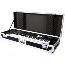 Roland RRC-61W 61-note keyboard case with wheels
