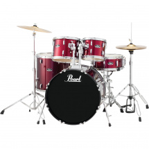 (B-Ware) Pearl RS525C-C91 Roadshow Drumset Red Wine