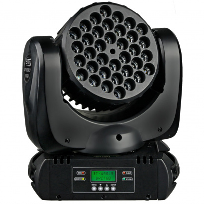 (B-Ware) Briteq BT-W36L3 LED Wash Moving Head