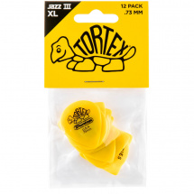 Dunlop 498P73 Tortex Jazz XL Player's Pack (set of 12)