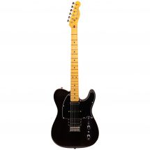 Fender Modern Player Telecaster Plus Charcoal Transparent MN