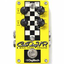 (B-Ware) Digitech CabDryVR Dual Cabinet Simulator Pedal