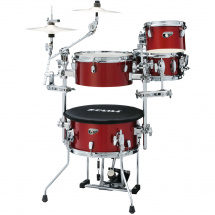(B-Ware) Tama CJP44C-CPM Cocktail-JAM-Mini Candy Apple Mist Schlagzeug