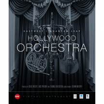 Eastwest Hollywood Orchestra Gold licence for CCC Gold Data HD