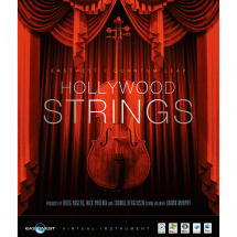 Eastwest Hollywood Strings Gold licence for CCC Gold Data HD