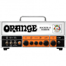 (B-Ware) Orange Rocker 15 Terror tube guitar amplifier head, 15W