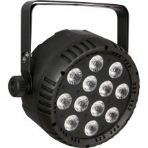 (B-Ware) Showtec Club PAR 12/4 RGBW LED-Par
