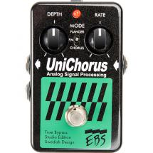 EBS UniChorus Studio Edition bass guitar effects pedal